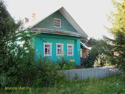 Мой дом в Никольске