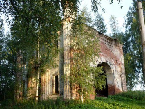 Церковь в Осташеве