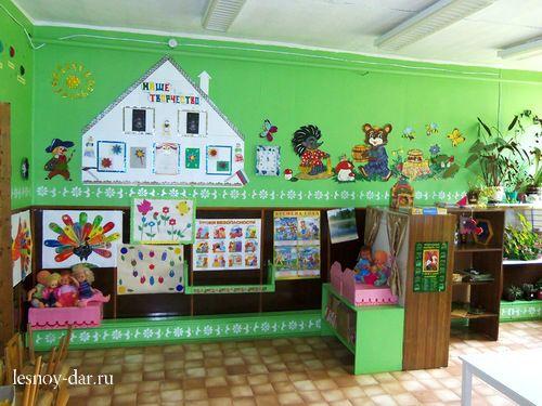 Группа детского сада